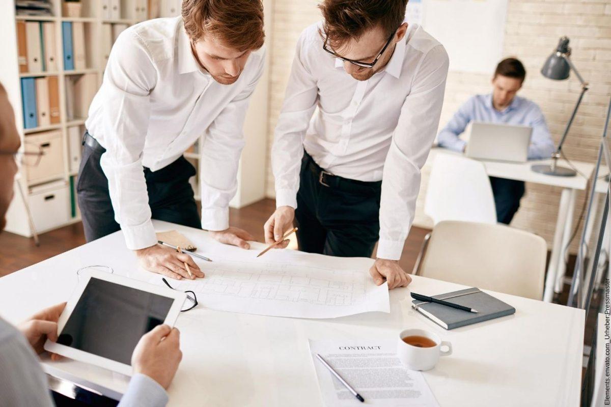 Warum die Qualitäten und Leistungen von Architekturbüros so unterschiedlich sind