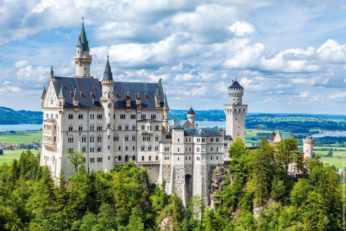 Baukunst im Barock und was Schloss Neuschwanstein damit zu tun hat
